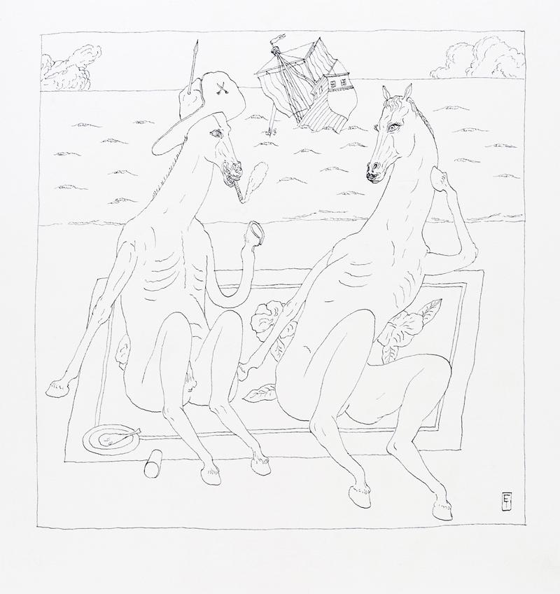 Ettore Tripodi - diario di un naufrago5