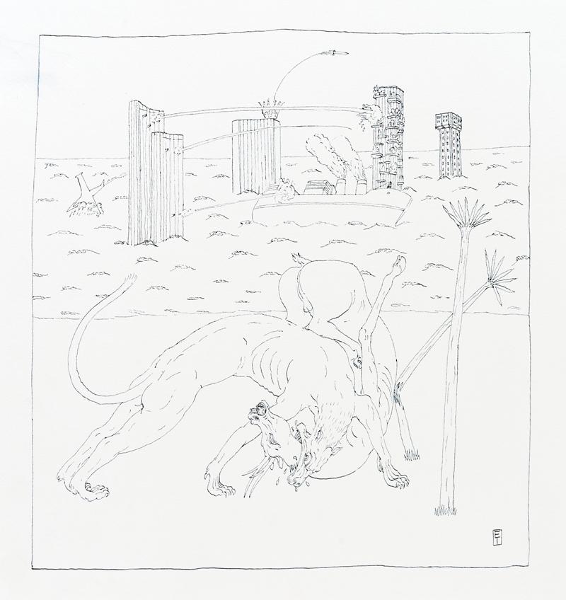 Ettore Tripodi - diario di un naufrago8