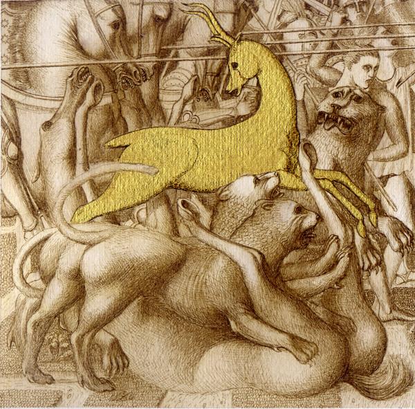 Ettore Tripodi - ettoreTripodi_12Le ultime parole di babele-cerbiatto d'oro
