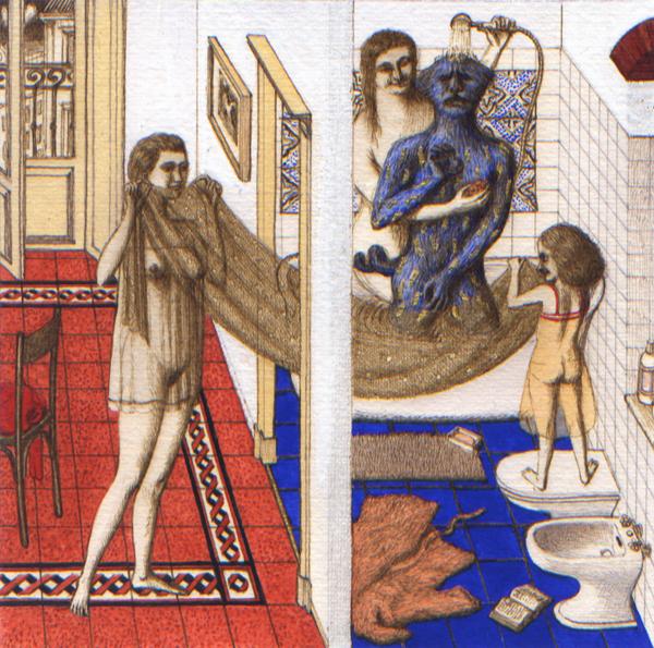 Ettore Tripodi - ettoreTripodi_4Le ultime parole di babele-quel povero diavolo bagnato